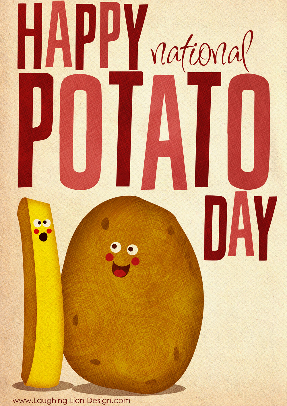 Happy National Potato Dayor Is It?  Potato Chip World : Potato